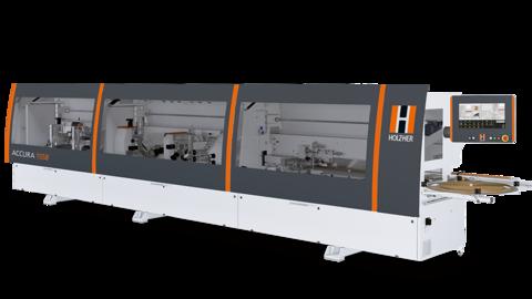 Serie ACCURA de HOLZ-HER: precisión y funcionalidad al 100 %