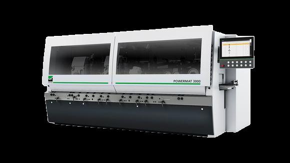 Serie WEINIG Powermat: Campo ilimitado de aplicaciones con productos de perfecta calidad