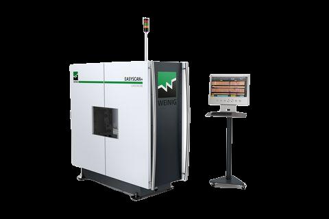 Serie WEINIG CombiScan Sense: máximo rendimiento y flexibilidad