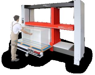 Maquinaria ideal para talleres en crecimiento.